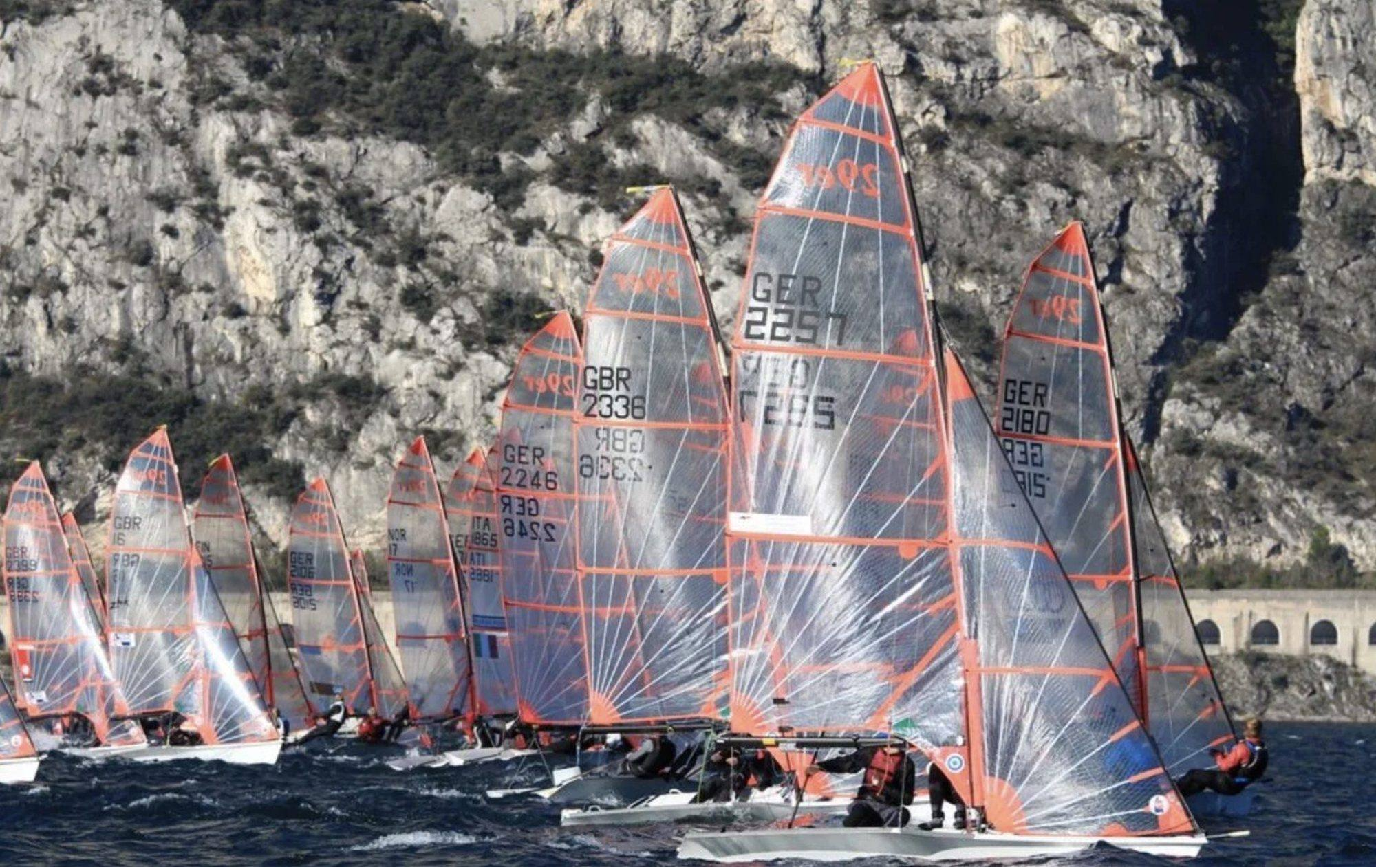 Yachting Rus Cup – Garda trophy 2018