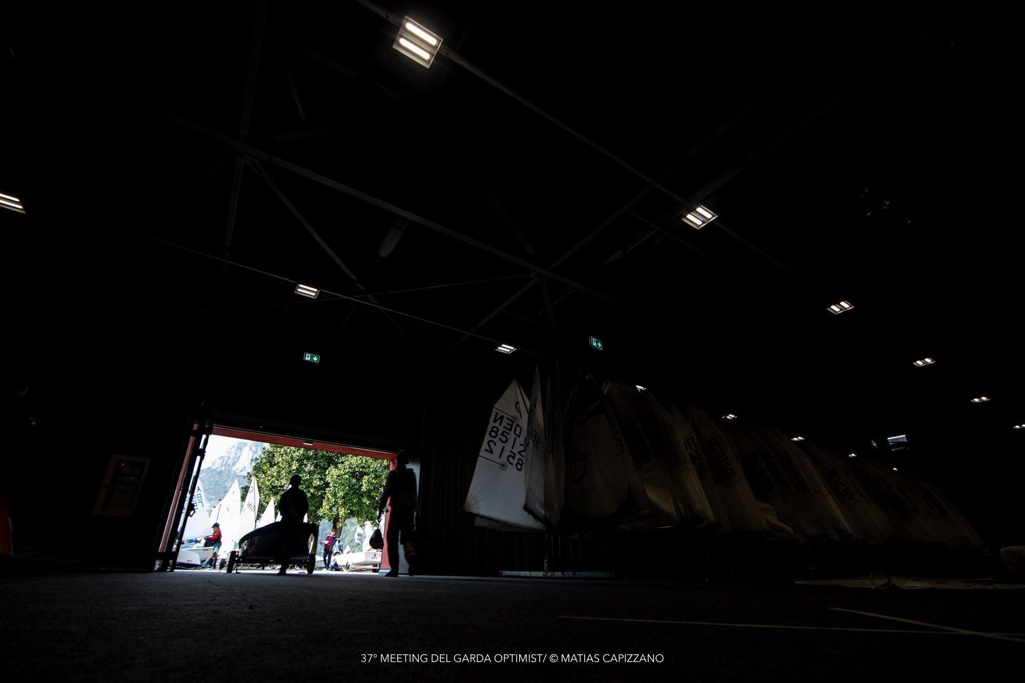 37° MEETING DEL GARDA OPTIMIST© Matias Capizzano