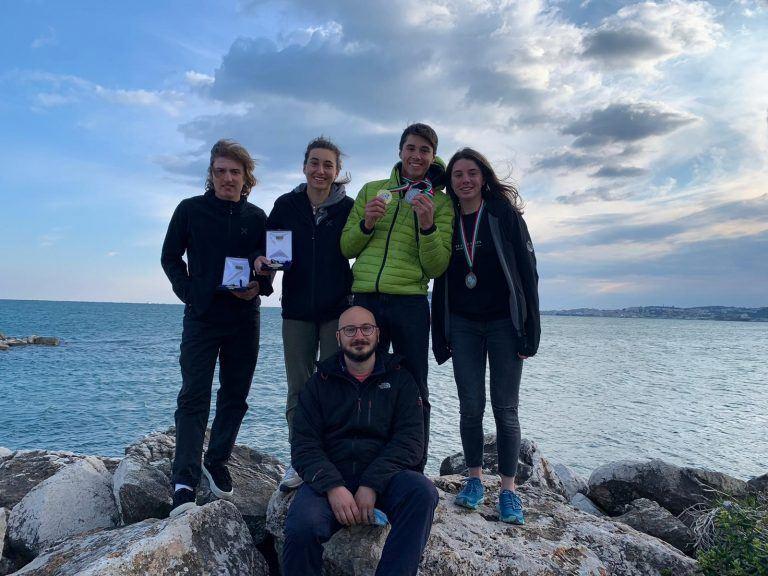 L'Italia Cup Laser di Formia regala soddisfazioni alla Fraglia Vela Riva