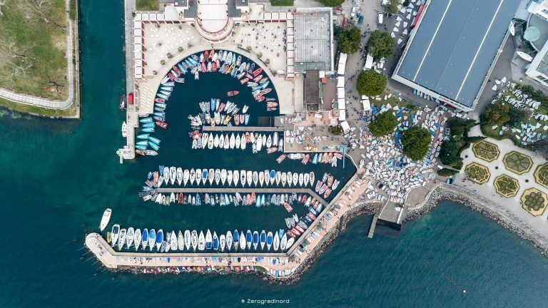 """Lake Garda Meeting Optimist, the 2021 edition postponed to May: """"We want it to remain a sailing festival"""""""